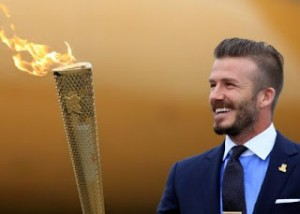 David Beckham for the Olympics?