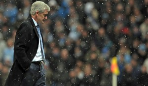 Will Mark Hughes be sacked as manager of QPR?