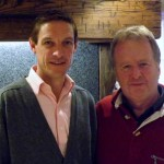 The Profitable Punter and Richard Hughes, Champion Jockey 2012