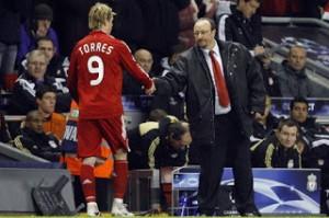 Rafa Benitez the new manager of Chelsea