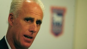 Mick McCarthy becomes new manager of Ipswich Town