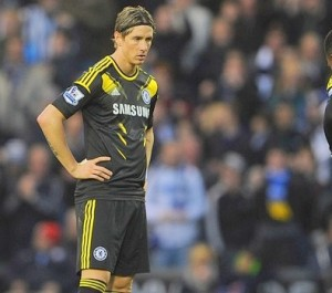 Fernando Torres isn't as good as he thinks he is