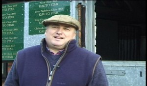 Paul Nicholls speaks out re Kauto Star