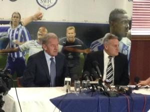 Dave Jones sacked by Milan Manadaric