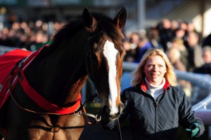Kauto Star and Donna Blake