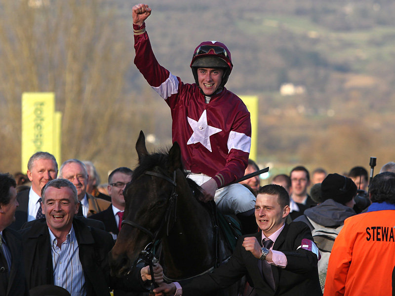 Sir Des Champs owned by Ryanair boss Michael O'Leary