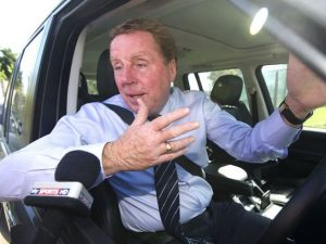 """Harry Redknapp – """"I thought the England job was mine."""""""