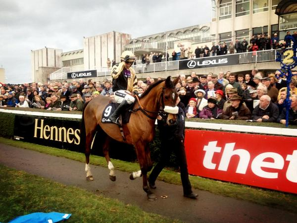 TIDAL BAY AND RUBY AFTER WIN IN LEXUS CHASE DEC 2012