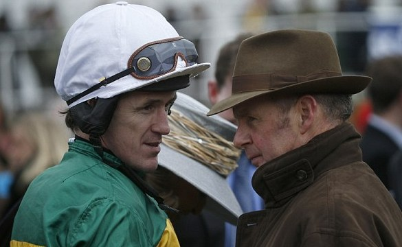 ap mccoy jumps on sir des champs for gold cup