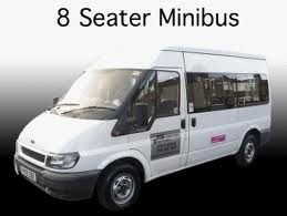 A typical mini bus