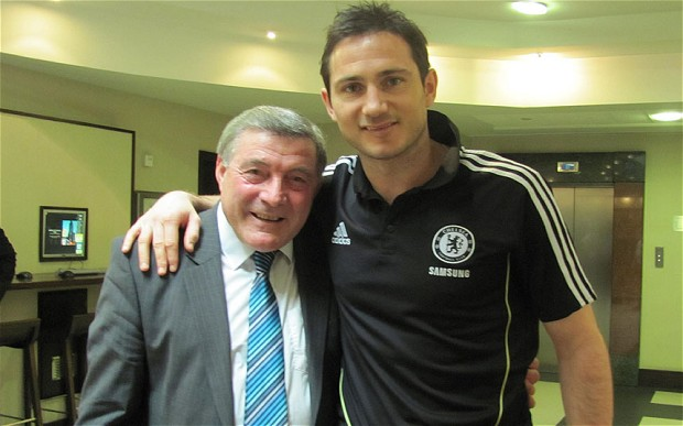 Chelsea great Bobby Tambling pays trubute to Frank Lampard for VG TIPS