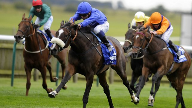 Certify is out of the 1000 Guineas