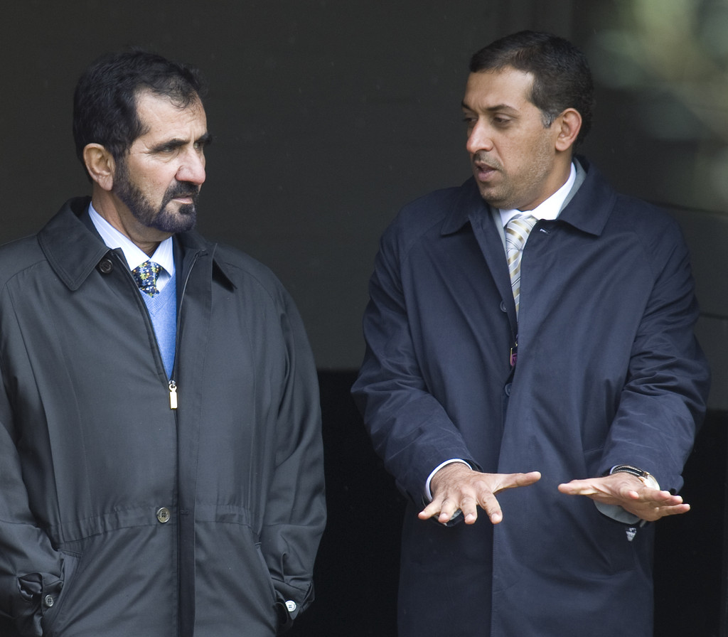 sheikh mohammed and al zarooni