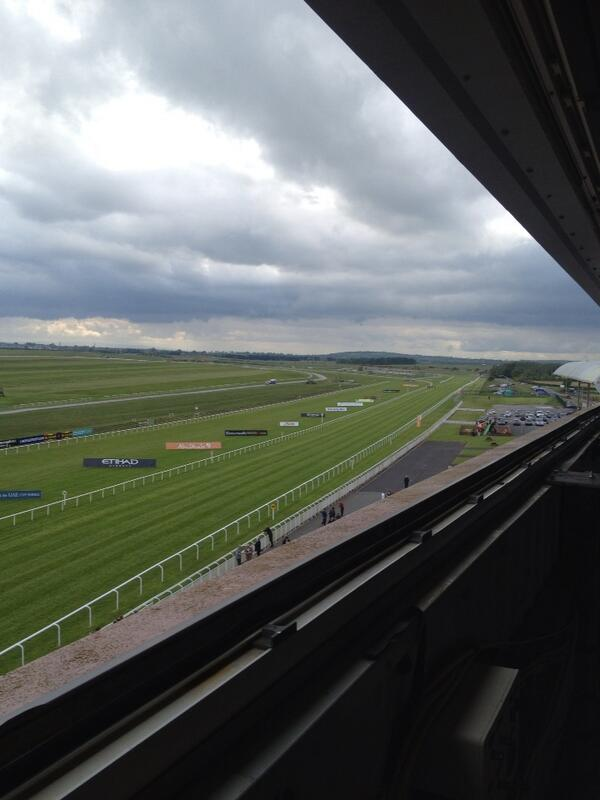 THE CURRAGH RACECOURSE IRELAND