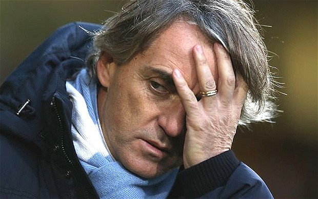 roberto mancini sacked as manager of man city