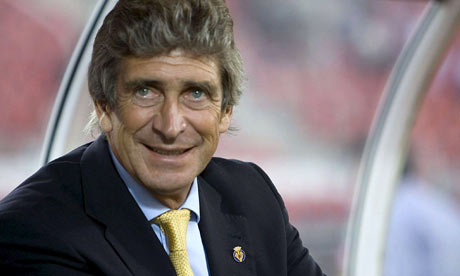 pellegrini to be named new manager of manchester city