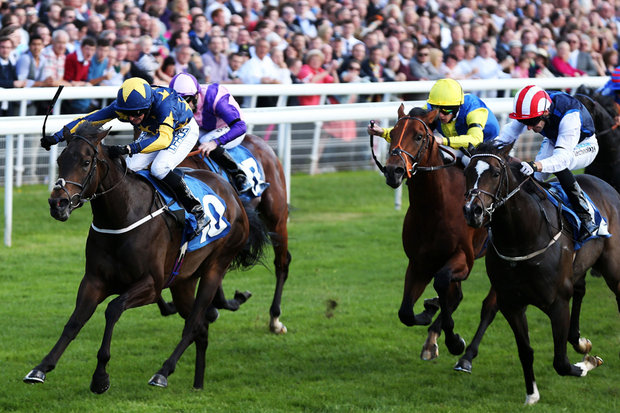 Body and Soul wins for tim easterby at york races