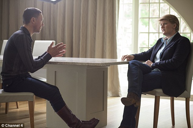 frankie dettori sat down to talk racing with clare balding on channel 4