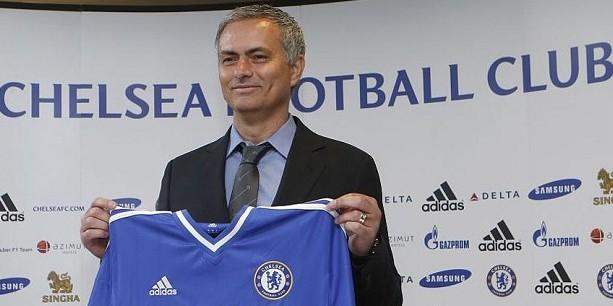 Here to stay. Jose Mourinho