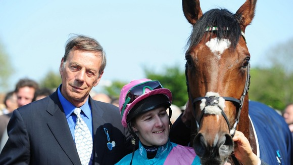 tom queally with sir henry