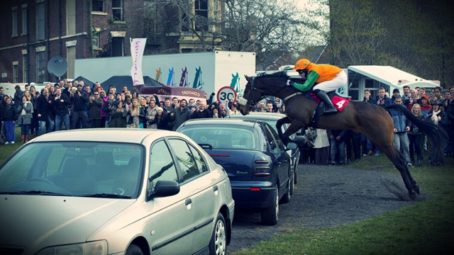 controversial channel 4 promotions for grand national racing