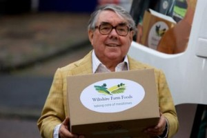 ronnie corbett wiltshire farm foods