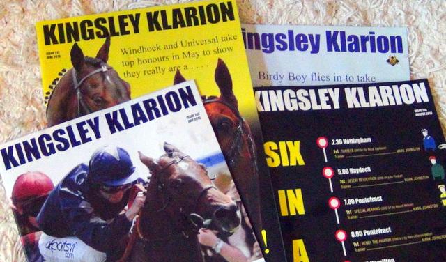 kingsley klarion by vernon