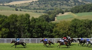 racing at goodwood captured by channel 4