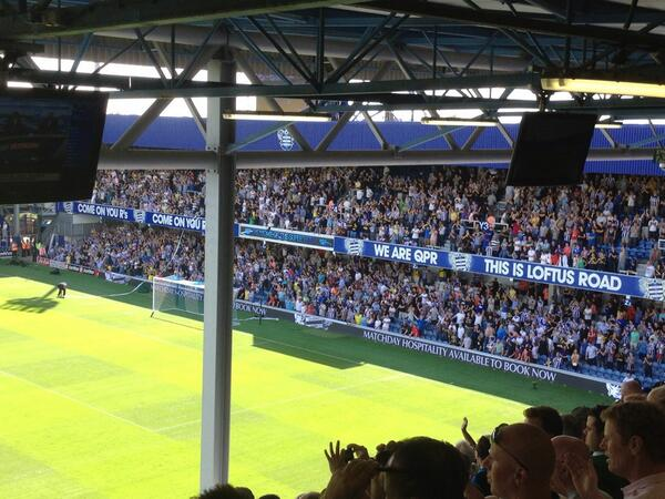 QPR win at home on first day of season.