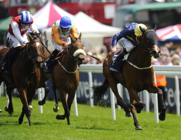 thistle bird wins at epsom may 31st