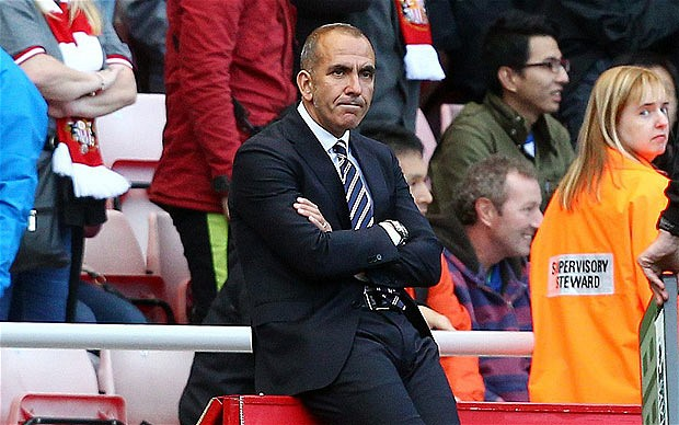 di canio arms folded