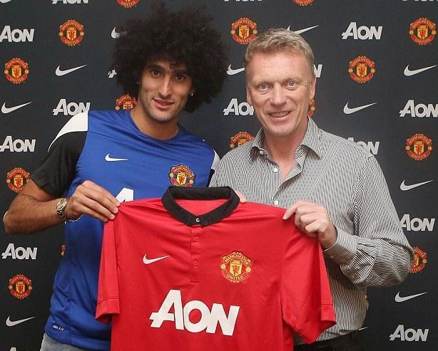 manchester united sign fellaini on transfer deadline day