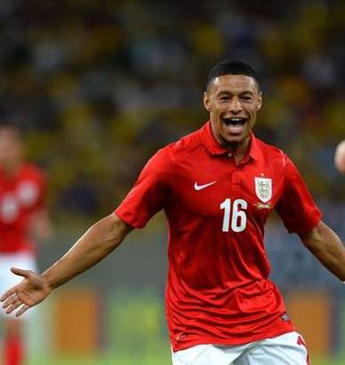 Alex Oxlade-Chambelain accused of being apathetic