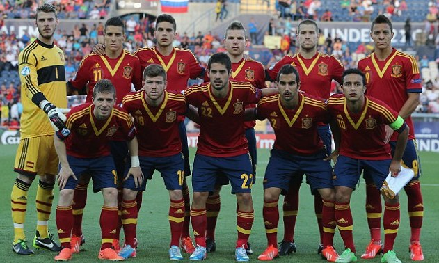 The future of Spanish football