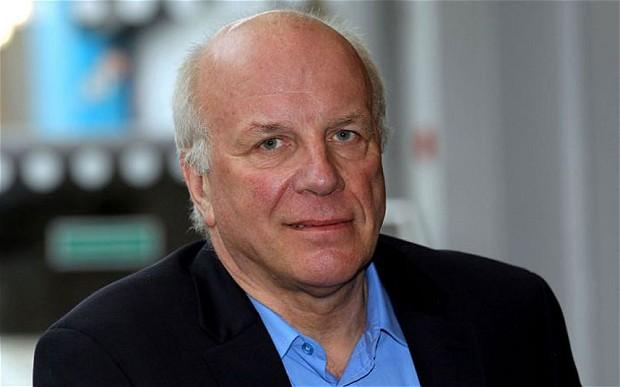 Greg Dyke. Chairman of the FA.