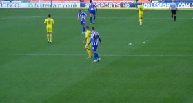 sheff wed v huddersfield by vernon
