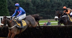 cue card wins betfair chase