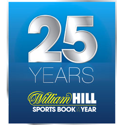 William Hill Sports Book of the Year 25 Years