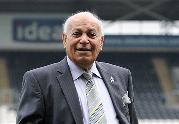 Assem Allam who wants to turn Hull City into Hull Tigers