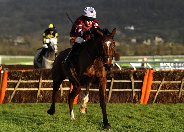 Kings Palace wins by 14 lengths at Cheltenham