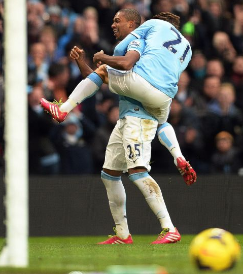 6 of the best from Man City