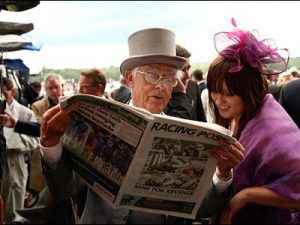 Life at the Racing Post