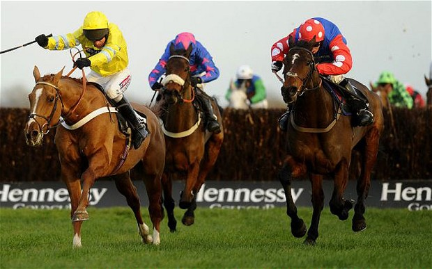 Punters following VGTips win on Triolo D'Alene at odds of 20/1