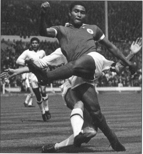 Eusebio played for Benfica and Portugal