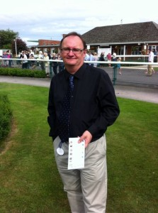 David Masssey. National Hunt Racing Consultant