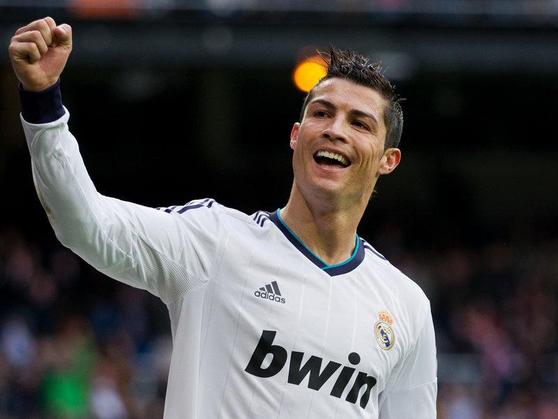 ronaldo goal celeb