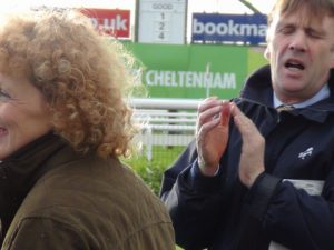 Cheltenham Preview. Lucinda Russell – the smiling face of racing