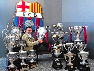 Xavi And Trophies FOR WEB