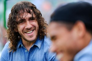 Puyol smiling good for featured image