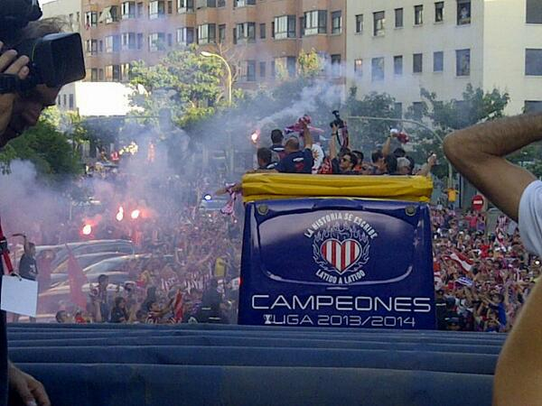 atletico bus parade by sid lowe